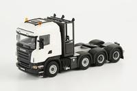Scania R Highline 8x4, Wsi Models escala 1/50