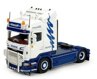Scania R Streamline A3 Transport Tekno 71599 escala 1/50