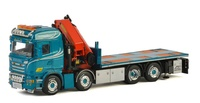 Scania R Streamline Highline + Palfinger 15000.2 - Wsi Models