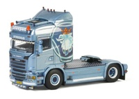 Scania R Streamline Highline - Sneepels -  Wsi Models 01-2166 escala 1/50