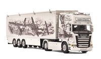 Scania R Streamline Topline - Repinski - Wsi Models 01-2055 escala 1/50