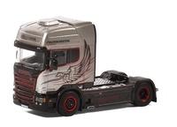 Scania R Streamline Topline - Silver Griffin - Wsi Models 04-1178