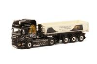 Scania R Topline + remolque bañera Tgc Bern Wsi Models 01-1810
