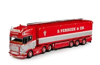 Scania R Topline + remolque patatas Verbeek Tekno 65383 escala 1/50