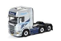 Scania R Topline Christian Lerche Wsi Models 01-1258 escala 1/50