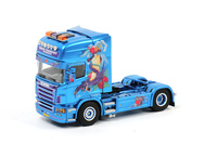 Scania R Topline Heros Wsi Models 02-1002 escala 1/50
