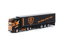 Scania R Topline Remolque (3 ejes) King of the road Wsi Models 01-1317 escala 1/50