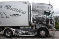 Scania R Topline con frigo Tekno 68214 escala 1/50