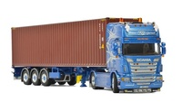Scania R Topline - transporte contenedor - Trans Gernad Wsi Models