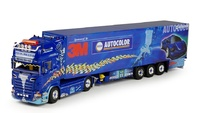 Scania R frigo Trio Trans - 3M Tekno 64837 escala 1/50