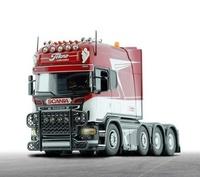 Scania R-serie Longline 8x4 Tekno Event 2020 Tekno 76316 escala 1/50
