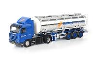 Scania R113/R143 Streamline + cisterna Wsi Models 07-1025 escala 1/50