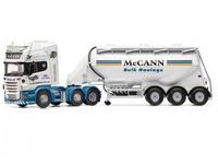Scania R440 Topline cisterna - Mc Cann - Corgi 13760 escala 1/50
