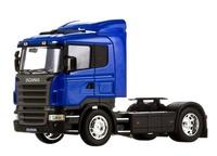 Scania R470 Blau Welly 32625b Masstab  1/32