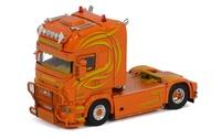 Scania R6 Topline - Aurencio  Wsi Models 01-3004 escala 1/50