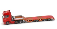 Scania S Highline + Nooteboom OSDS44-03 Imc Models 1/50