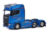 Scania S Highline Blue Stream Wsi Models 04-2045 Masstab 1/50