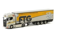 Scania S Highline CS20H - FTG Felber - Wsi Models escala 1/50