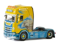 Scania S Highline CS20H Maik Terpe  Wsi Models 2362 escala 1/50