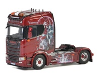 Scania S Highline Simone Wsi Models escala 1/50