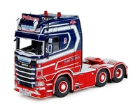 Scania S-serie Highline Peter Wouters Tekno 73949 Masstab 1/50