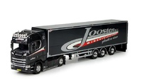 Scania S730 + Auflieger Joosten Tekno 72226 Masstab 1/50
