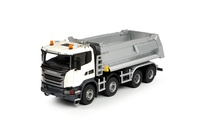 Scania Streamline CG16 8x4 Tipper Tekno 69142 Masstab 1/50