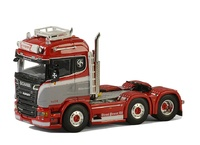 Scania Streamline Highline Lewerenz 6x2 Wsi Models 01-2253