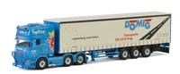 Scania Streamline Topline + Tautliner Wsi Models 2434