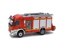 Scania cabina corta bomberos Eligor 114048 escala 1/43