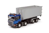 Scania cp16 mit Container Tekno 54940 Masstab 1/50