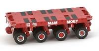 Scheuerle SPMT 4 ejes Mammoet Imc Models 33-0043