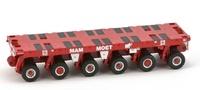 Scheuerle SPMT 6 ejes Mammoet Imc Models 33-0044