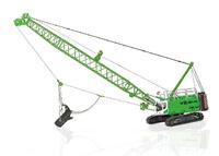 Sennebogen 690 HD dragline, Ros Agritec 1/50