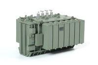 Smit Transformator Wsi Models 12-1027 Masstab 1/50