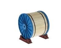 Stahlseiltrommel mit Holzverkleidung Zapf Modelle 5005508