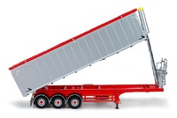 Stas trailer volquete 3 ejes Tekno 71640 escala 1/50