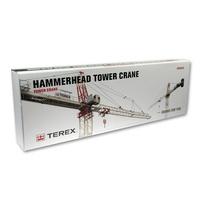 Terex Hammerhead grua torre Conrad 2010-07 escala 1/87
