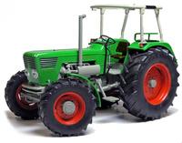 Tractor Deutz D 130 06 (1972-1974) Weise Toys 1005