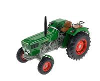 Tractor Deutz D 40 06 (1968 - 1974) Weise Toys 1040 escala 1/32