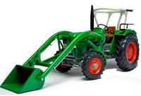 Tractor Deutz D 45 06 Weise Toys 1050 escala 1/32