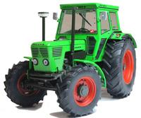 Tractor Deutz D 80 06 (1974 - 1978) Weise Toys 1039 escala 1/32