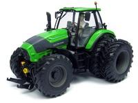 Tractor Deutz - Fahr 7250 TTV 6 ruedas Universal Hobbies 4296 escala 1/32