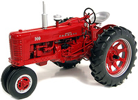 Tractor Farmall 300 Narrow-Gas, International Harvester Speccast zjd159 escala 1/16