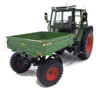 Tractor Fendt 360 GT - con plataforma (1984 - 1996), Weise Toys 1008