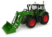 Tractor Fendt 516 Vario con pala Universal Hobbies 4981 escala 1/32