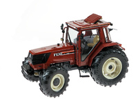 Tractor Fiat Agri winner F130 DT, Ros Agritec 30151 escala 1/32
