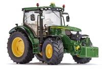 Tractor John Deere 6125R, Wiking 77318 escala 1/32
