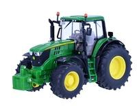 Tractor John Deere 6195M  Britains 43150 escala 1/32