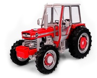 Tractor Massey Ferguson 1080 RT Universal Hobbies 6224 escala 1/32